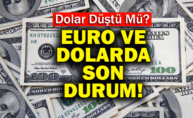 Euro Ve Dolarda Son Durum!